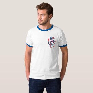 ドラゴンの2018年のTシャツ Tシャツ