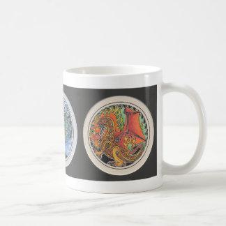 ドラゴンの5月飛行… コーヒーマグカップ