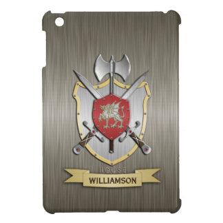 ドラゴンのSigilの戦いの頂上の装甲 iPad Miniケース
