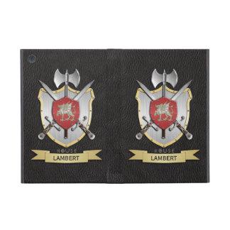 ドラゴンのSigilの戦いの頂上の黒 iPad Mini ケース