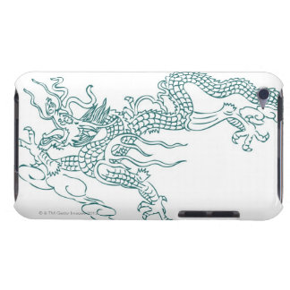 ドラゴンパターン16 Case-Mate iPod TOUCH ケース