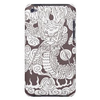 ドラゴンパターン17 Case-Mate iPod TOUCH ケース
