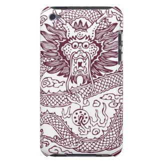 ドラゴンパターン18 Case-Mate iPod TOUCH ケース