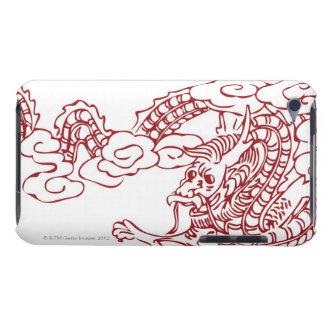 ドラゴンパターン21 Case-Mate iPod TOUCH ケース