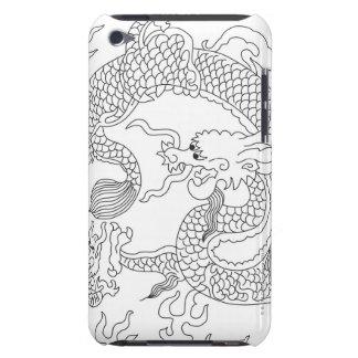 ドラゴンパターン6 Case-Mate iPod TOUCH ケース