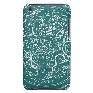 ドラゴンパターン、完全なフレーム Case-Mate iPod TOUCH ケース