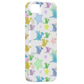 ドラゴンパターン iPhone SE/5/5s ケース