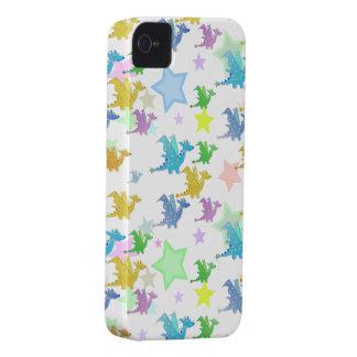 ドラゴンパターンiPhone 4の4S場合 Case-Mate iPhone 4 ケース