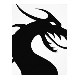ドラゴンモンスター レターヘッド
