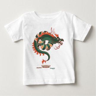ドラゴンロール ベビーTシャツ