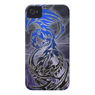 ドラゴン対フェニックスのiphoneの場合 Case-Mate iPhone 4 ケース