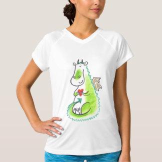ドラゴン愛 Tシャツ