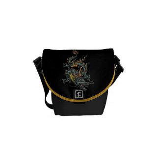 ドラゴン2のミニメッセンジャーのバッグ クーリエバッグ