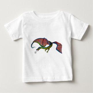ドラゴン ベビーTシャツ