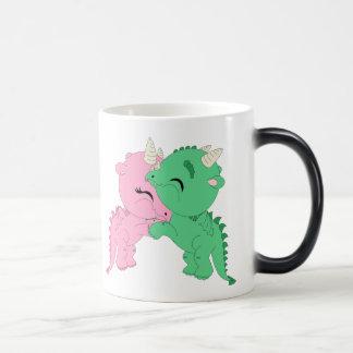 ドラゴン-マグ モーフィングマグカップ