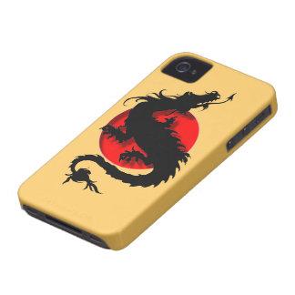 ドラゴン Case-Mate iPhone 4 ケース