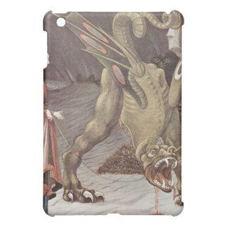 ドラゴン iPad MINIケース