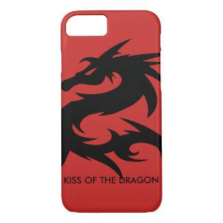 ドラゴンIの電話7箱カバーのキス iPhone 8/7ケース