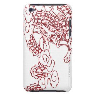 ドラゴンpern 21 Case-Mate iPod touch ケース