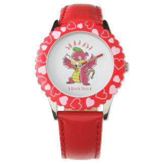 ドラゴンRockstar™ 腕時計