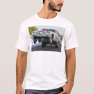 ドラッグのレースカーのワイシャツ Tシャツ