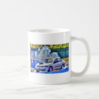 ドラッグ車PAYMYRA DRAGWAYクイーンズランドオーストラリア コーヒーマグカップ