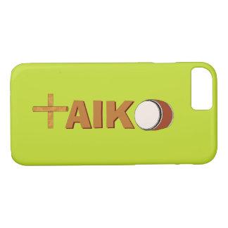 ドラマーのiphoneの場合のTaikoのiphoneカバーあなたの色 iPhone 8/7ケース