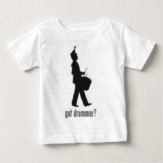 ドラマー ベビーTシャツ