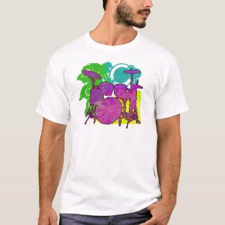 ドラムキット Tシャツ