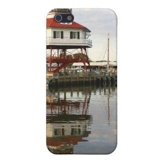 (ドラムポイント灯台 iPhone 5 カバー