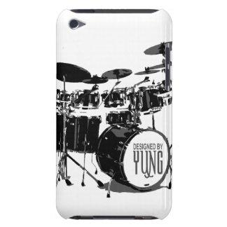 ドラム一定の電話箱 iPod TOUCH ケース