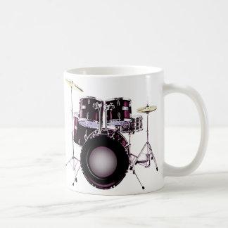 ドラム コーヒーマグカップ