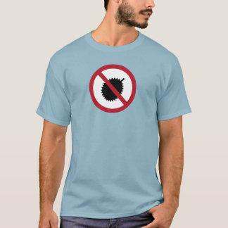 ドリアン(1)の印無し、シンガポール Tシャツ