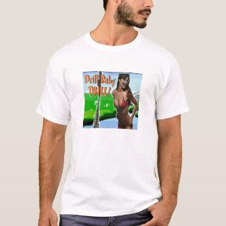 ドリルのベビーのドリル! Tシャツ