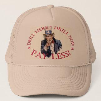 ドリルの帽子I - Br キャップ