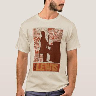 ドルの四つ組のルイスの百万のタイプ Tシャツ