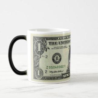 ドルのAnubisのエジプト人の神 モーフィングマグカップ