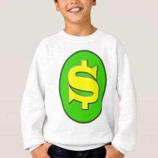 ドル記号の英雄 スウェットシャツ