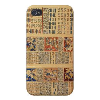 ドレスデンのコーデックスの片のコピー iPhone 4/4Sケース