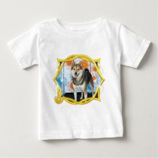ドレーク-柴犬 ベビーTシャツ