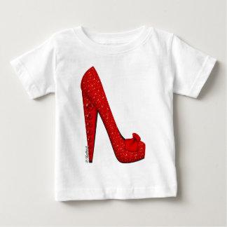 ドロシーのルビーポンプ ベビーTシャツ