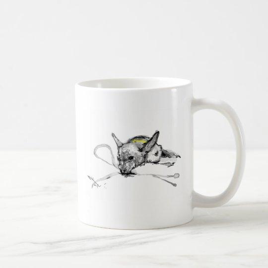 ドローイングマグカップ コーヒーマグカップ