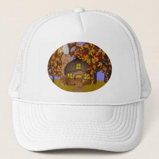 ドングリのFaeryのコテージの帽子 キャップ