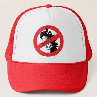 ドングリはいじめっ子の帽子をかみます キャップ