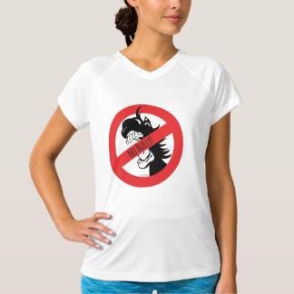 ドングリはいじめっ子のTシャツをかみます Tシャツ
