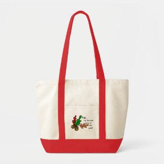ドングリ及び葉-私のお気に入りのなトートバックは落ちます トートバッグ