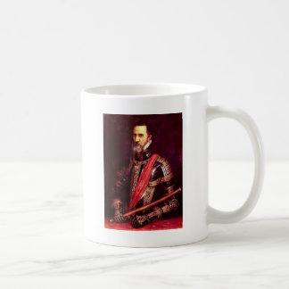 ドンフェルナンドÁlvarez Deトレドの公爵、ポートレート コーヒーマグカップ