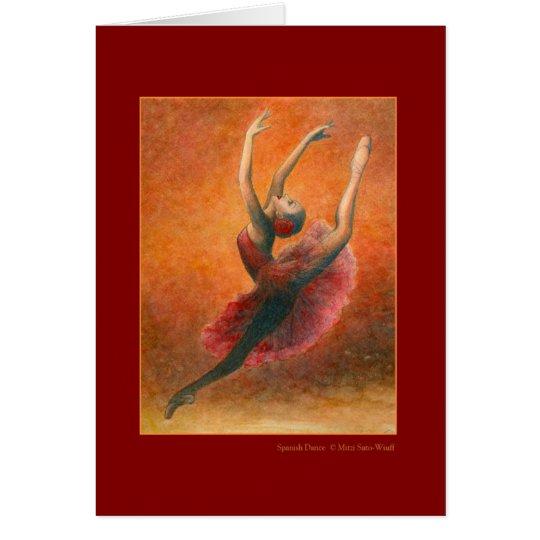 ドン・キホーテ バレエグリーティングカード カード