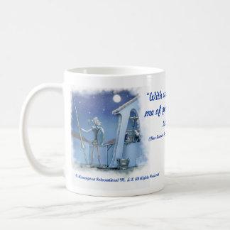 ドン・キホーテ-マグ-セルバンデスのtaza コーヒーマグカップ