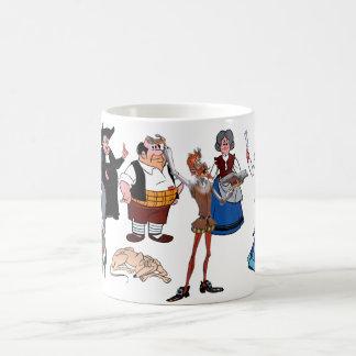 ドン・キホーテ「sの友人は- Taza 400年の襲います コーヒーマグカップ